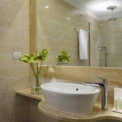 Отель Isola Sacra Rome Airport 4* Люкс с различными типами кроватей фото 10