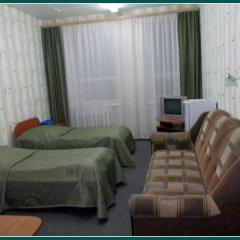 Гостиница Новый Континент комната для гостей фото 4