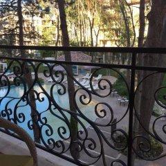 Отель Studio Venera Palace Болгария, Солнечный берег - отзывы, цены и фото номеров - забронировать отель Studio Venera Palace онлайн балкон