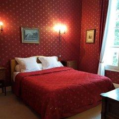 Отель Château De Beaulieu 3* Стандартный номер фото 7