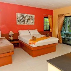 Отель Fullmoon Beach Resort 3* Стандартный номер с разными типами кроватей фото 8