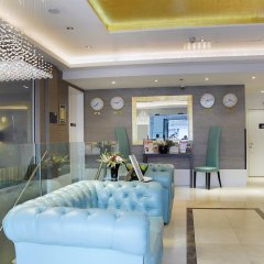 Отель The Park Grand London Paddington 4* Стандартный номер с различными типами кроватей фото 11