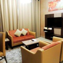 Spark Residence Deluxe Hotel Apartments 3* Люкс с различными типами кроватей фото 2