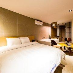 Seocho Cancun Hotel 2* Люкс с различными типами кроватей фото 11