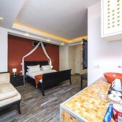 Отель Mood Design Suites Люкс повышенной комфортности с различными типами кроватей фото 8