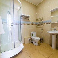 Гостиница Фандорин в Белгороде 14 отзывов об отеле, цены и фото номеров - забронировать гостиницу Фандорин онлайн Белгород ванная