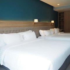 Отель BlueSotel Krabi Ao Nang Beach 4* Семейный номер Делюкс с различными типами кроватей