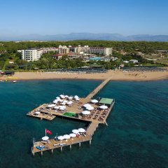 Отель Arcanus Side Resort пляж фото 2