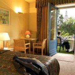 Отель Pannenhuis 3* Номер Делюкс с различными типами кроватей фото 5