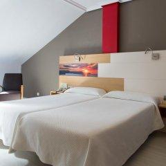 Отель Château La Roca 3* Стандартный номер с различными типами кроватей фото 2