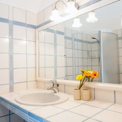 Отель Holiday In Amalfi Италия, Амальфи - отзывы, цены и фото номеров - забронировать отель Holiday In Amalfi онлайн ванная фото 2