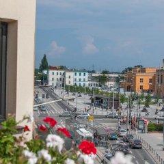 Отель Europejski Польша, Вроцлав - 1 отзыв об отеле, цены и фото номеров - забронировать отель Europejski онлайн балкон