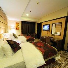Al Hamra Hotel 4* Номер Делюкс с различными типами кроватей фото 2