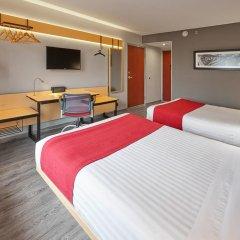 Отель City Express La Raza 3* Стандартный номер фото 5