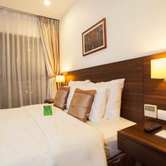 Authentic Hanoi Boutique Hotel 4* Номер Делюкс с двуспальной кроватью фото 8