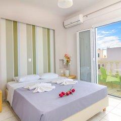 Отель Ilios Studios Stalis Студия с различными типами кроватей фото 10