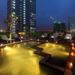 Silverland Sakyo Hotel & Spa Хошимин бассейн фото 3