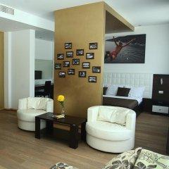 Апартаменты Sky View Luxury Apartments Стандартный номер с различными типами кроватей фото 11