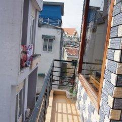 Sleep In Dalat Hostel Далат балкон
