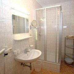Отель Am Dörfl ванная