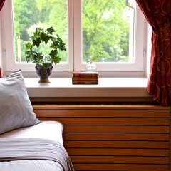 Отель Långholmen Hotell 3* Стандартный номер с различными типами кроватей фото 4