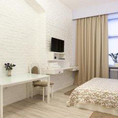 Бассейная Апарт Отель Стандартный номер с двуспальной кроватью фото 36