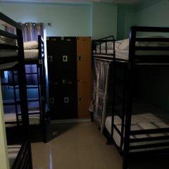 Zen Hostel Mahannop Кровать в общем номере фото 4