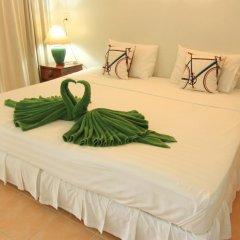 Отель Naithon Beachfront By Byg комната для гостей