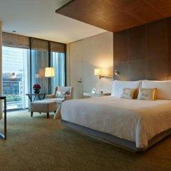 Four Seasons Hotel Tokyo at Marunouchi 5* Номер Делюкс с двуспальной кроватью фото 8