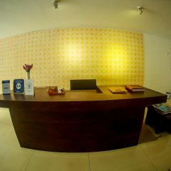 Rockwell Colombo Hotel интерьер отеля
