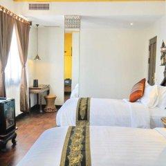 Bagan King Hotel 3* Улучшенный номер с различными типами кроватей фото 17