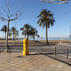 Отель Agi Peater Center Испания, Курорт Росес - отзывы, цены и фото номеров - забронировать отель Agi Peater Center онлайн пляж