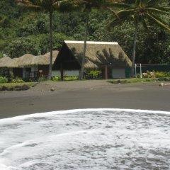 Отель Fare Arearea пляж
