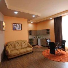 Отель ApartHotel Arshakunyants Улучшенные апартаменты разные типы кроватей фото 6