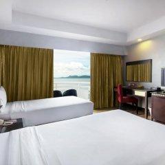 Отель D Varee Jomtien Beach 4* Улучшенный номер с различными типами кроватей фото 5