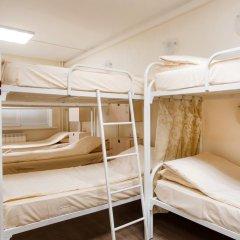 Хостел Успенский Двор Кровать в мужском общем номере с двухъярусной кроватью фото 3