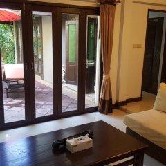Отель Baan Khao Hua Jook 3* Улучшенная вилла с различными типами кроватей фото 10