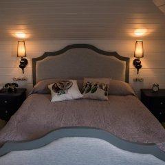Мини-отель Грандъ Сова Номер Делюкс с различными типами кроватей фото 7