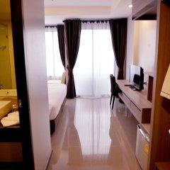 Picnic Hotel Bangkok 3* Стандартный номер с различными типами кроватей фото 8