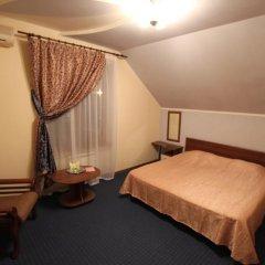 Гостиница Тис Номер Комфорт разные типы кроватей фото 2