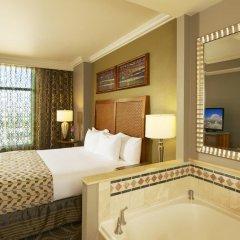 Отель Hilton Grand Vacations on the Las Vegas Strip 4* Люкс с различными типами кроватей фото 10