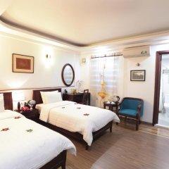 Nova Luxury Hotel 3* Номер Делюкс с различными типами кроватей фото 9