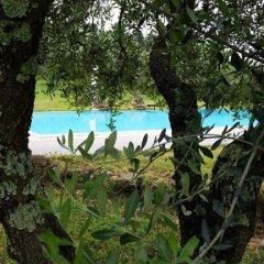 Отель La Casuccia - Donnini Реггелло приотельная территория