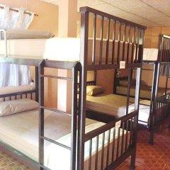 Jinda Hostel Кровать в общем номере с двухъярусной кроватью фото 2