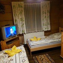 Отель Camping Harenda Pokoje Gościnne i Domki Закопане удобства в номере