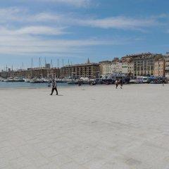 Отель Escale Oceania Marseille Vieux Port пляж