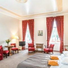Hotel Leonardo Prague 4* Улучшенный номер с различными типами кроватей фото 11
