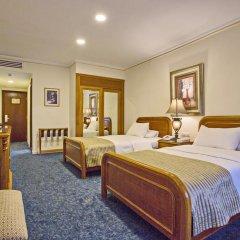 Отель Amman International 4* Представительский номер с различными типами кроватей фото 2
