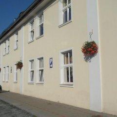Hostel Bursztynek вид на фасад фото 3