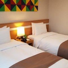 Tmark Hotel Myeongdong 3* Стандартный номер с 2 отдельными кроватями фото 4